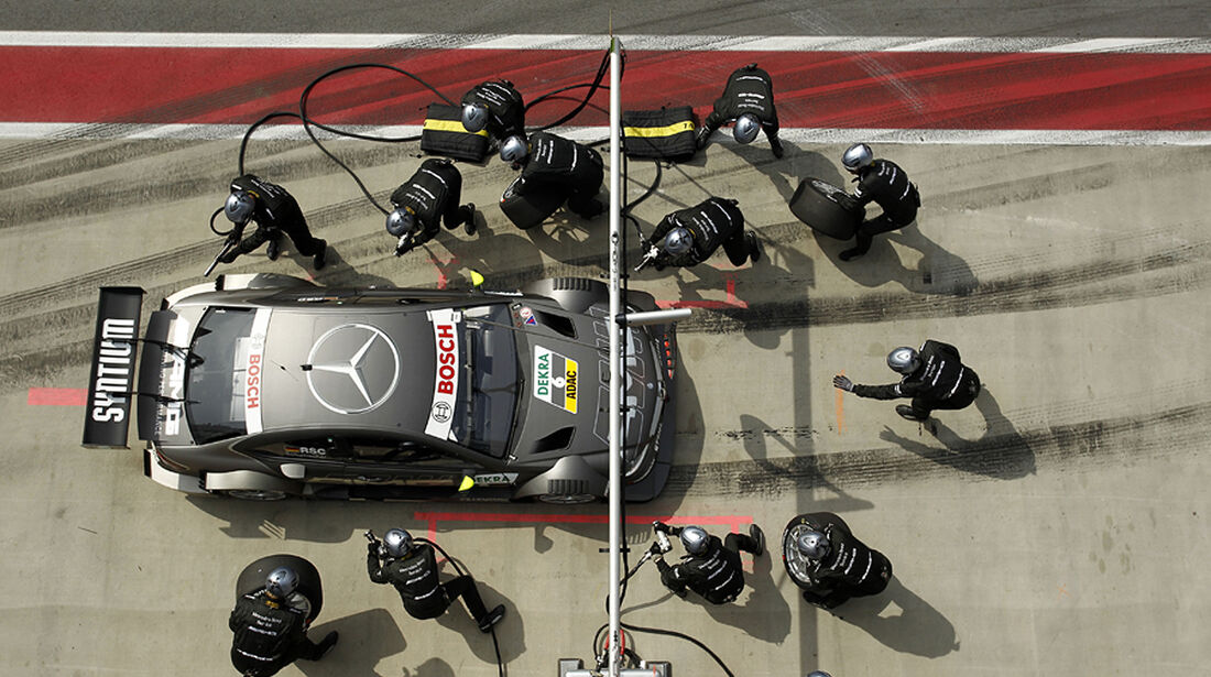 DTM Spielberg 2012 Rennen, Ralf Schumacher