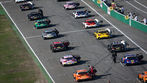 DTM - Start - Hockenheim 2017