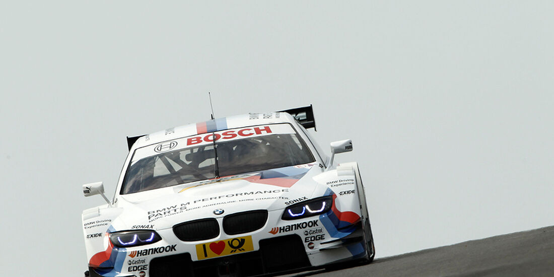 DTM Zandvoort 2012 Qualifying, Martin Tomczyk