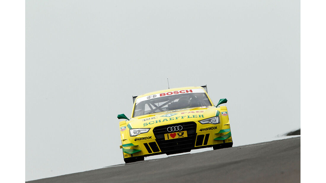 DTM Zandvoort 2012 Qualifying, Mike Rockenfeller