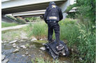 DTV Shredder Ketten-Skateboard