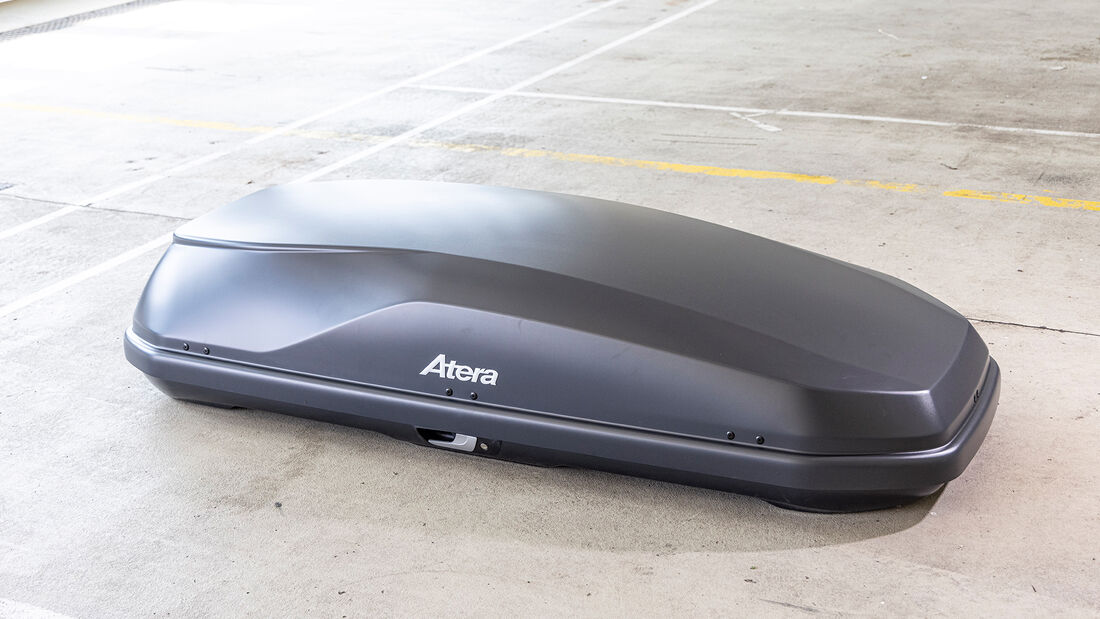 Dachboxen Test 2021 Atera