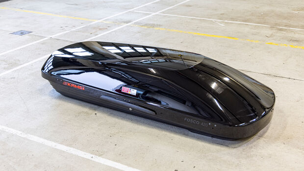 Dachboxen Test 2021 Kamei