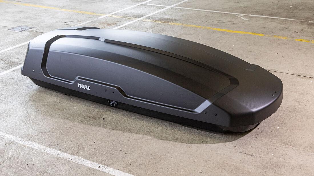 Dachboxen Test 2021 Thule