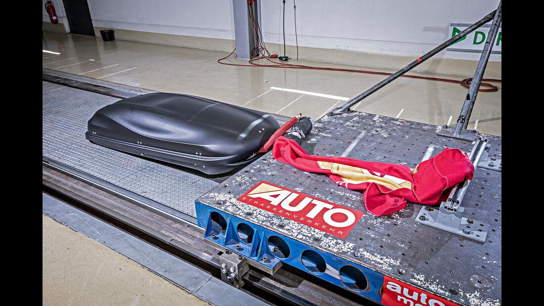 Dachboxentest, Junior Altro 500