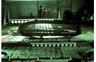 Dachboxentest, Kamei Corvara 390 K Duo Lift, Aufpralltest