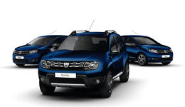 Dacia Celebration Sondermodelle