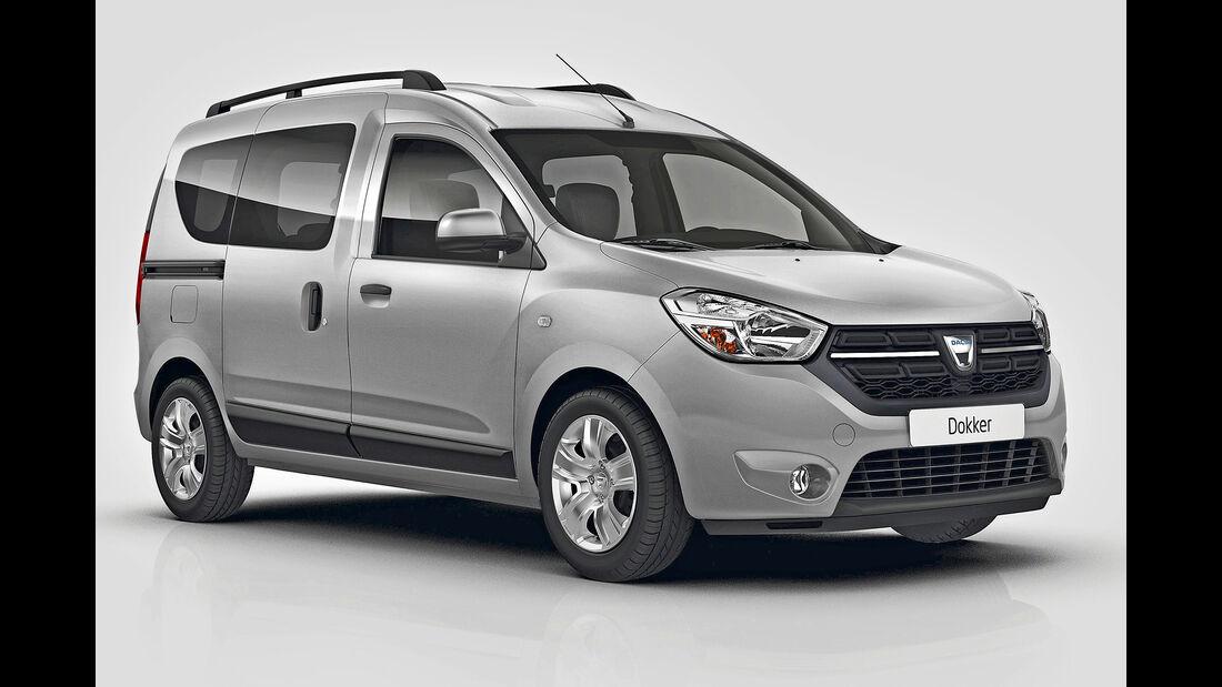 Dacia Dokker, Best Cars 2020, Kategorie L Vans