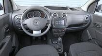 Dacia Dokker Stepway dCi 90, ams1815, Cockpit