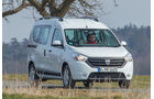 Dacia Dokker dCi 90 Eco2, Frontansicht