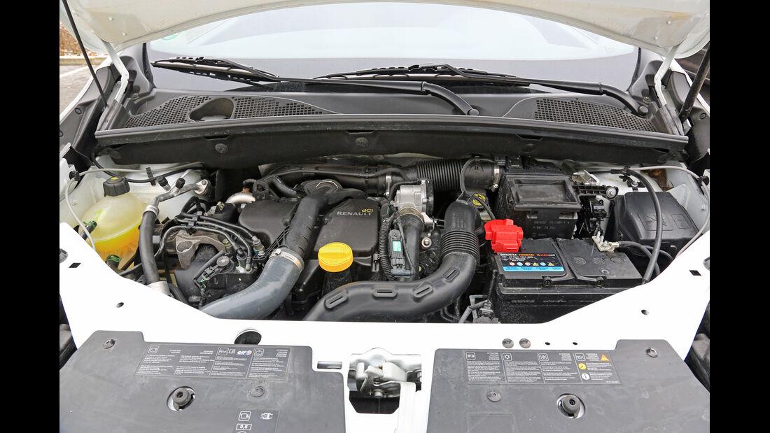 Dacia Dokker dCi 90, Motor