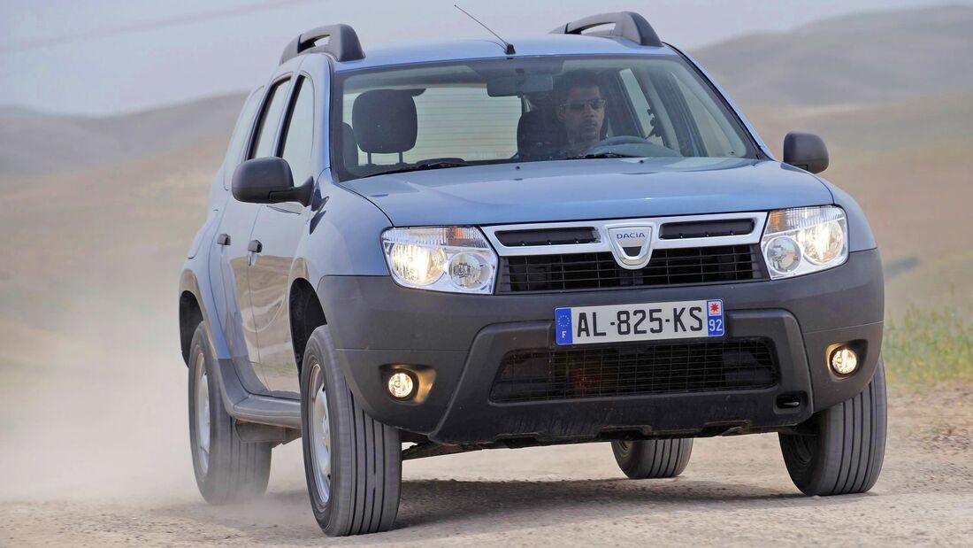 Dacia Duster 1 2010