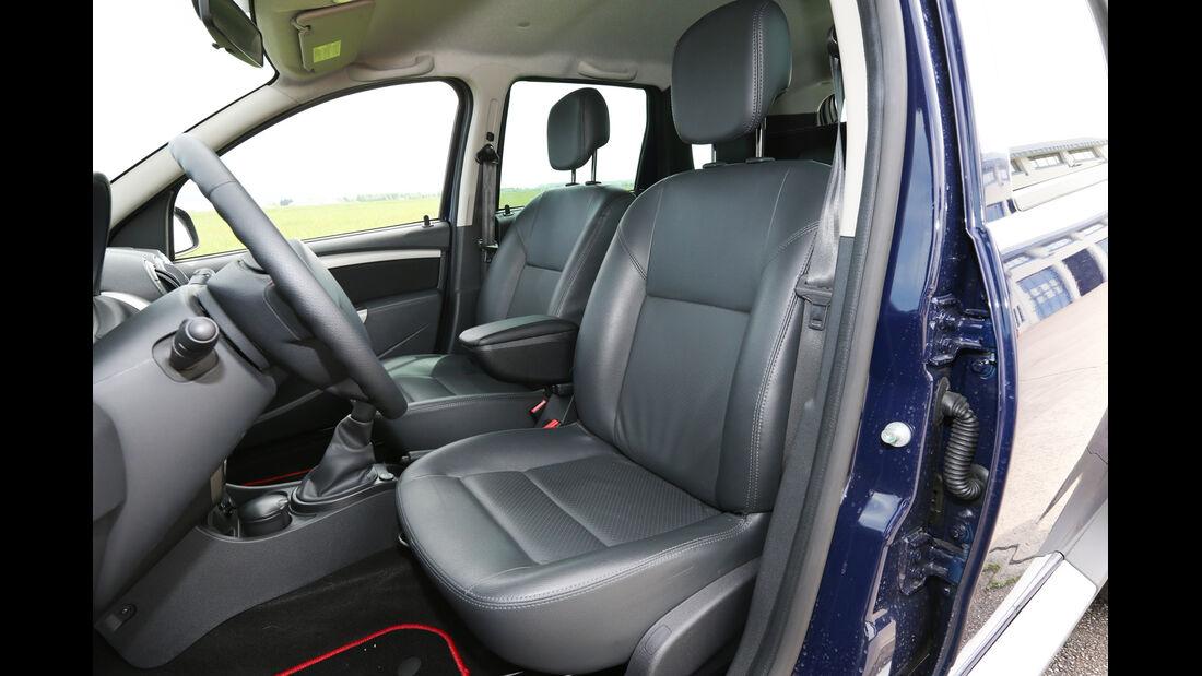 Dacia Duster 1.6 16V LPG 105 4x2 Prestige, Fahrersitz