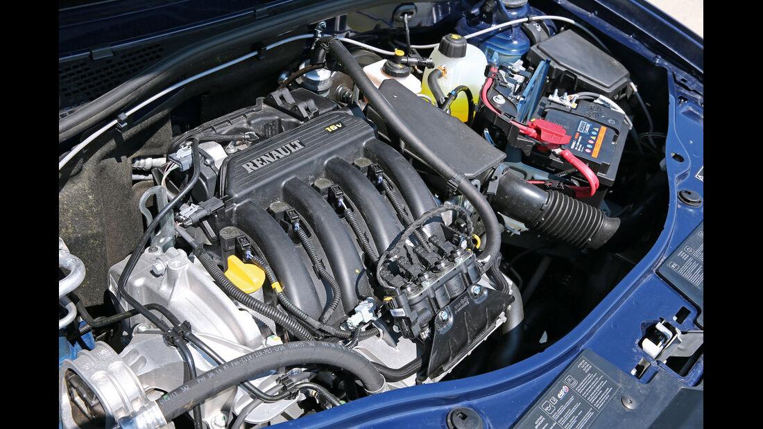 Dacia Duster 1.6 16V LPG 105 4x2 Prestige, Motor