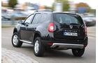Dacia Duster 1.6 LPG, Heckansicht