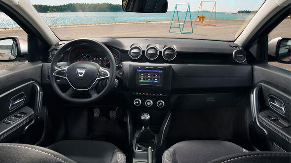 Dacia Duster (2017)
