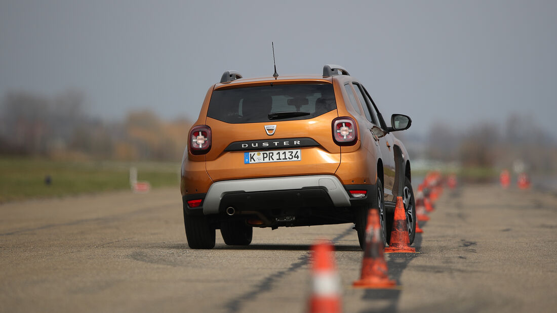 Dacia Duster, Exterieur