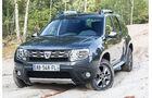 Dacia Duster Facelift 2013 IAA