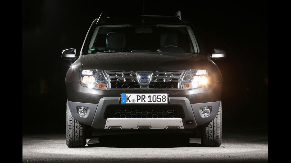 Dacia Duster, Lichtsysteme
