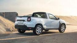 Dacia Duster Pickup Rumänien