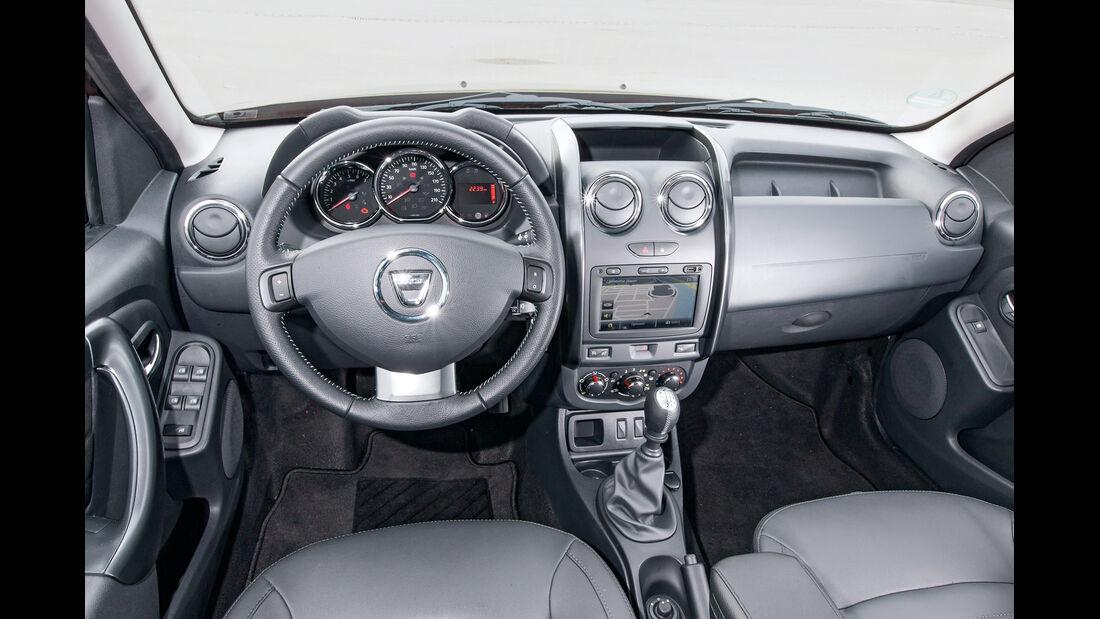 Dacia Duster TCe 125 4 x 2 Prestige, Cockpit