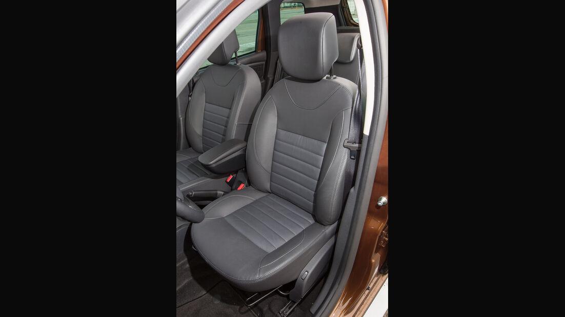 Dacia Duster TCe 125 4 x 2 Prestige, Fahrersitz