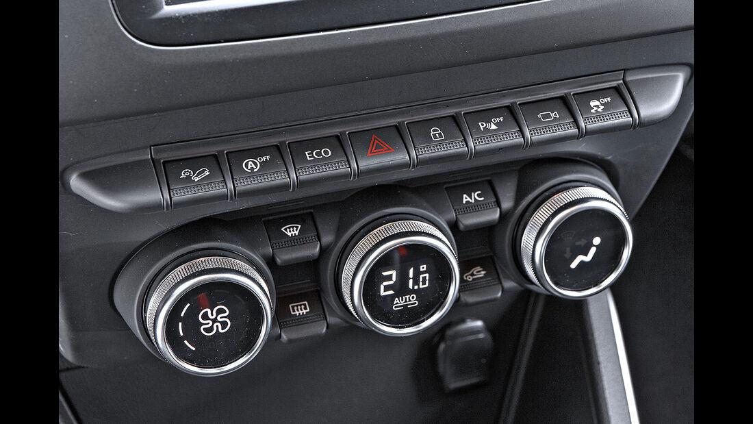 Dacia Duster TCe 125 4x4, Interieur, Klima