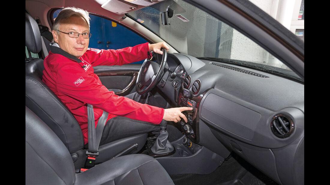 Dacia Duster dCi 110 4WD, Bernd Stegemann