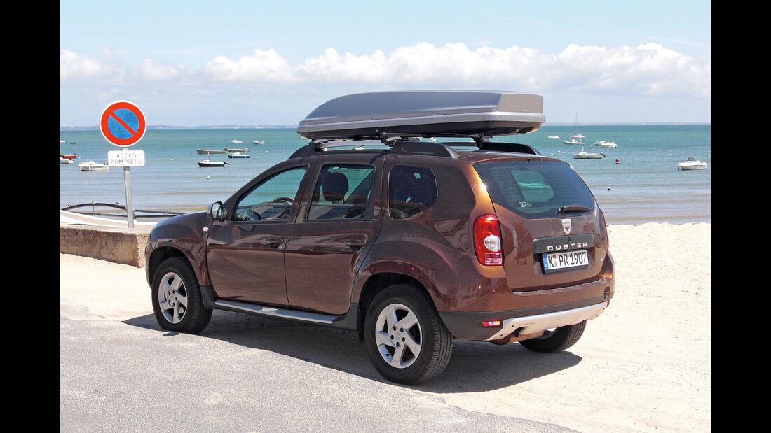 Dacia Duster dCi 110 4WD, Dachbox