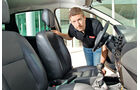 Dacia Duster dCi 110 4x4, Jens Dralle, Interieur