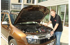 Dacia Duster dCi 110 4x4, Motor, Jens Dralle