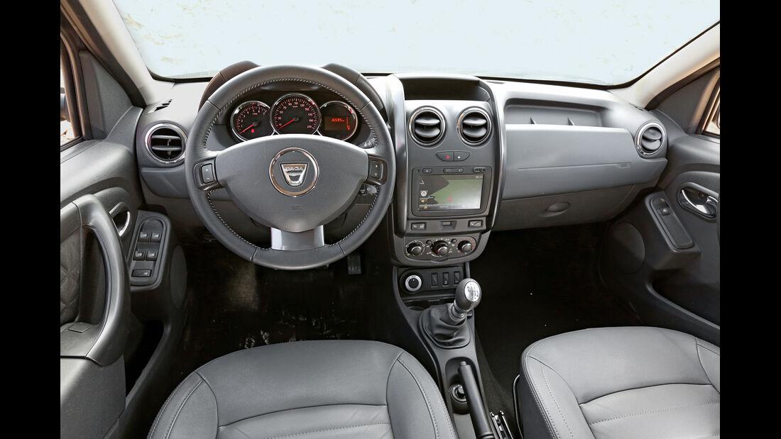 Dacia Duster dCi 110 4x4 Prestige