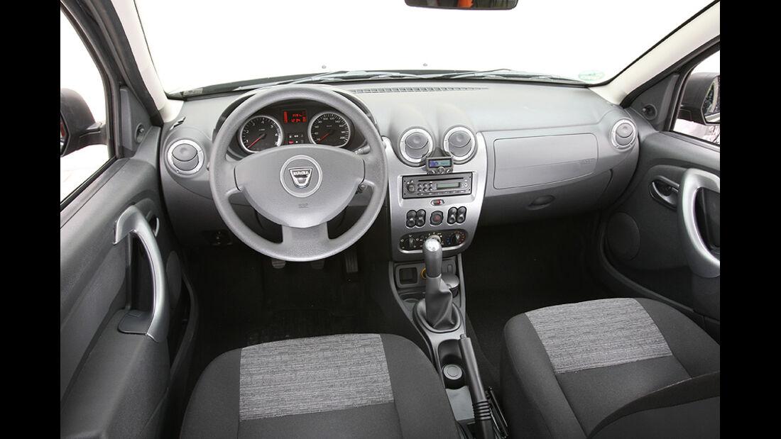 Dacia Duster dCi 85