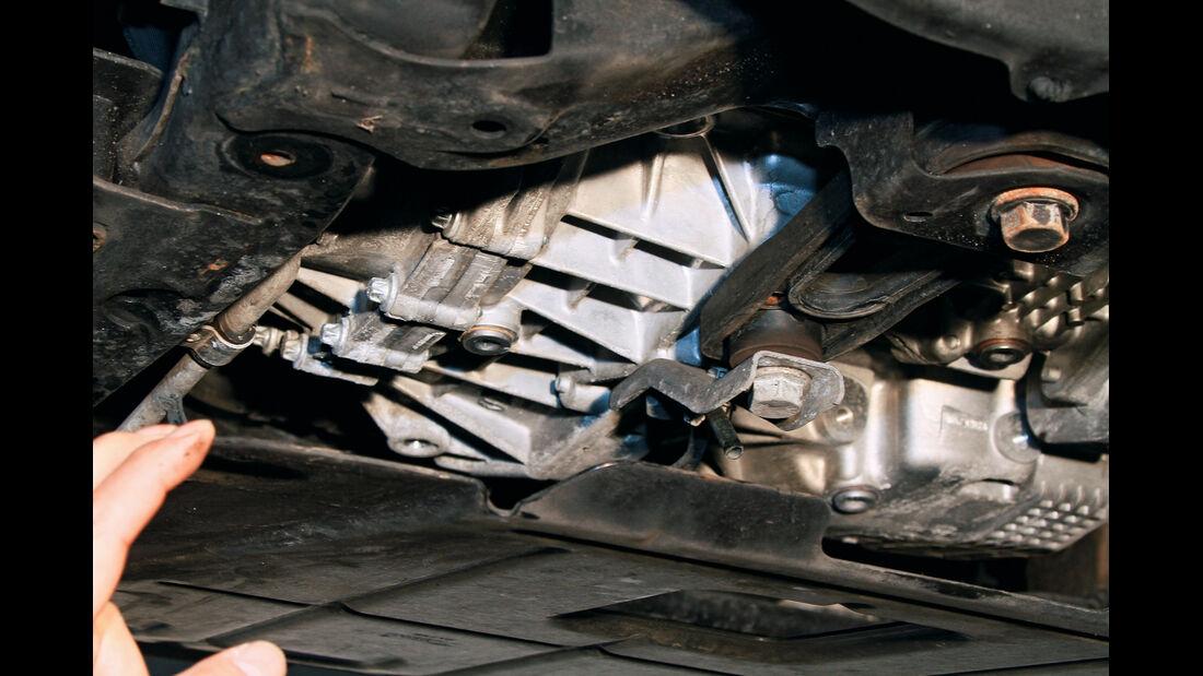 Dacia Duster dci 110 4X4, Getriebeschaden