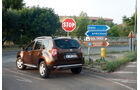 Dacia Duster dci 110 4X4, Heck