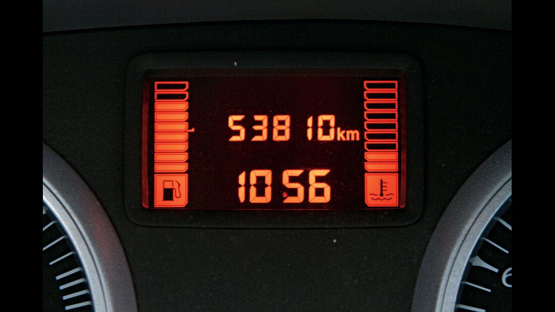 Dacia Duster dci 110 4X4, Kilometerstand