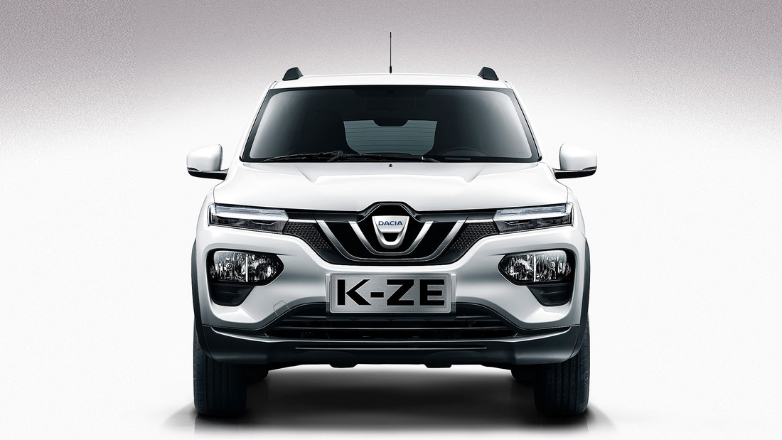 Dacia Elektroauto K-ZE (KWID EV)