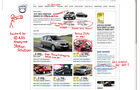 Dacia Homepage
