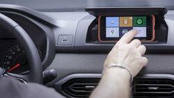 Dacia Infotainment Smartphone Integration