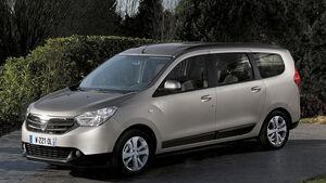 Dacia Lodgy,