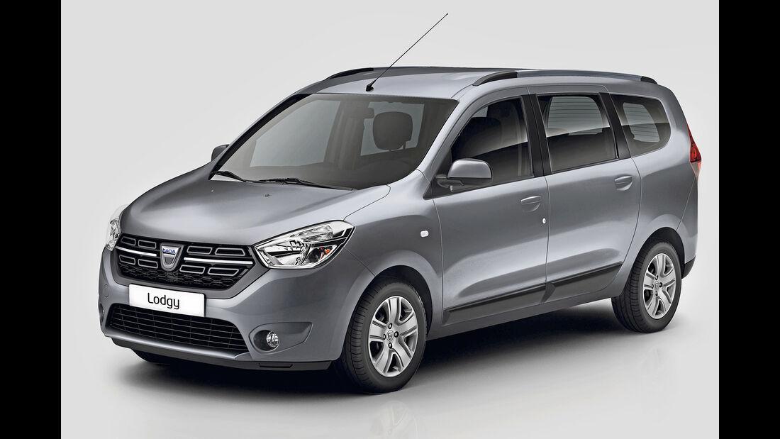 Dacia Lodgy, Best Cars 2020, Kategorie L Vans