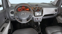 Dacia Lodgy, Cockpit