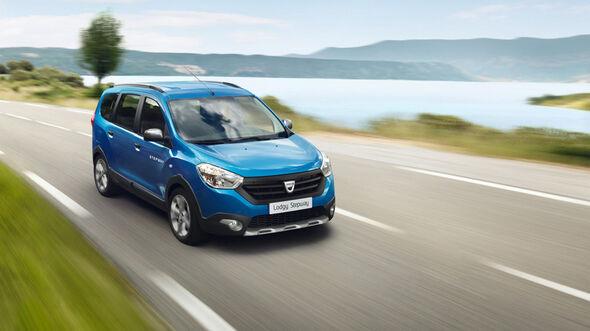 Dacia Lodgy Stepway 2019 Fahrbericht
