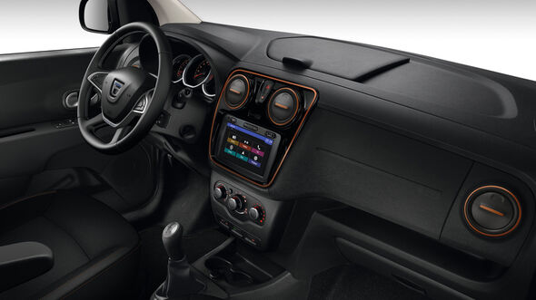 Dacia Lodgy Stepway Cockpit 2019