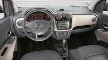Dacia Lodgy dCi 110, Cockpit