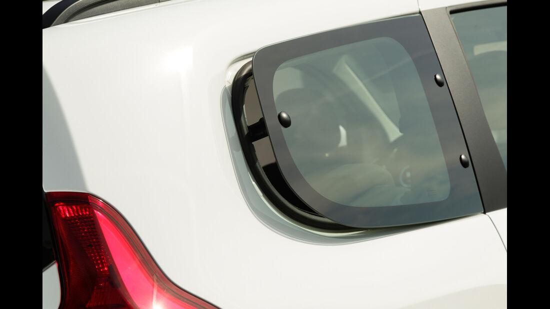 Dacia Lodgy dCi 110, Fenster, Kippfenster