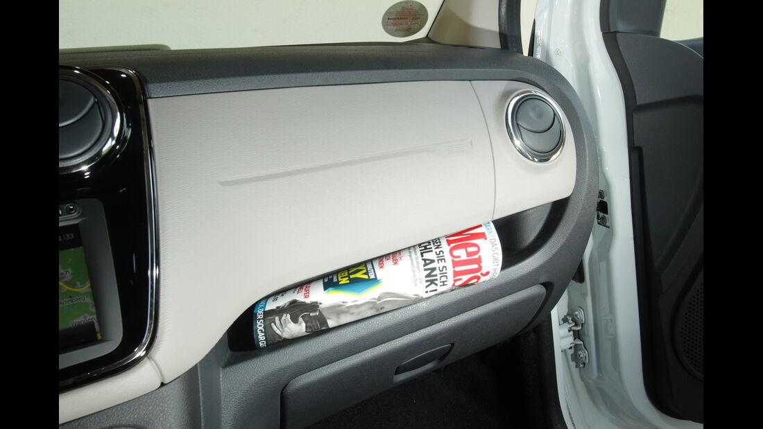 Dacia Lodgy dCi 110, Handschuhfach