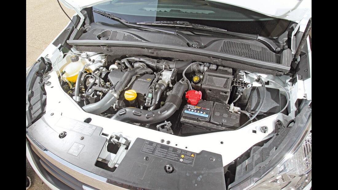 Dacia Lodgy dCi 110, Motor