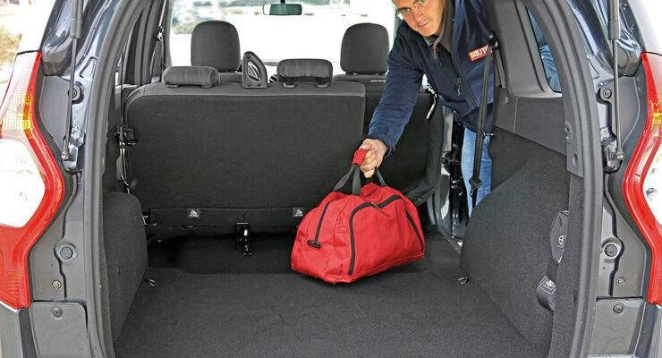 Dacia Lodgy Oder Dacia Dokker Raum Fahrzeuge Aber Günstig Auto