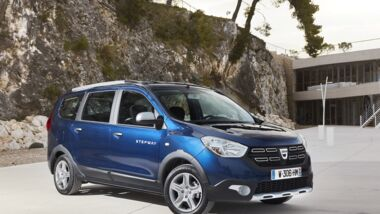Dacia Lodgy und Dokker Facelift
